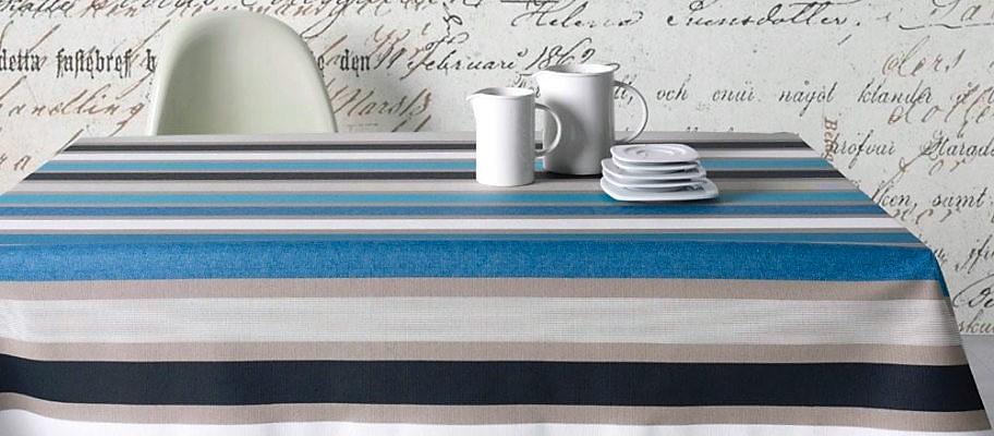 Ekstra bred akrylduk - 180 cm bred og runde duker Ø 180 cm