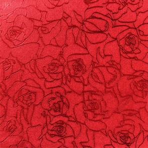 Rosenbuer Metallic Rød