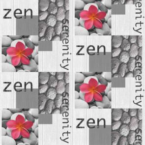 Zen Serenity voksdug 160 cm bred