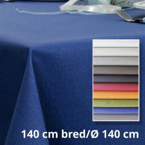 Dali ensfarvet akryldug 140 cm bred