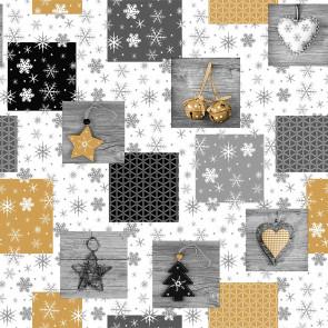 Julevoksdug - Fnug og Hjerter