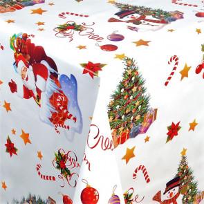 Julevoksdug - De Glade Jule - og Snemænd