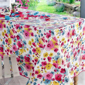 Pensees polyester dug 150 x 300 cm