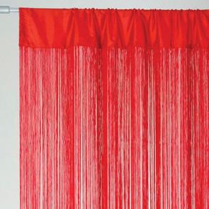 Lasalle - Rød, 90 x 250