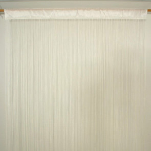 Waterfall trådgardin 100 x 250 cm - off white